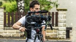 Léo Pons, réalisateur de films dans le Cantal