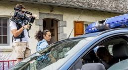 Léo Pons réalisateur dans le Cantal
