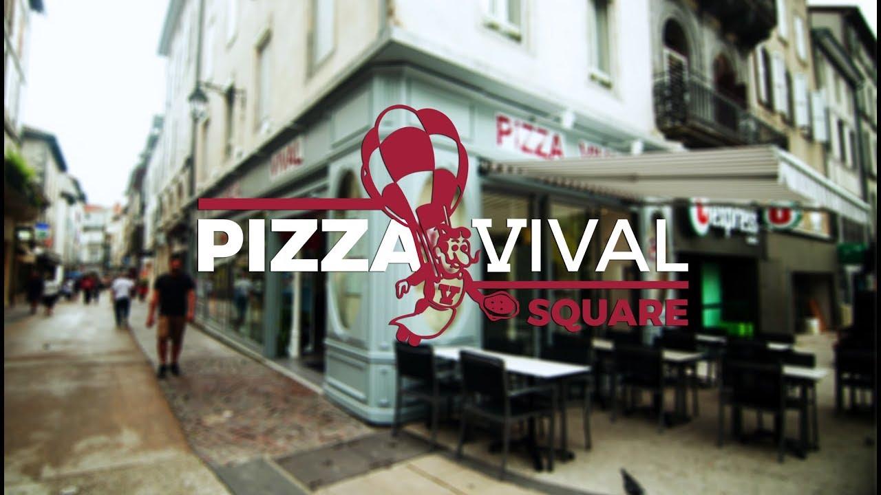 Vidéo Pizza Vival Aurillac