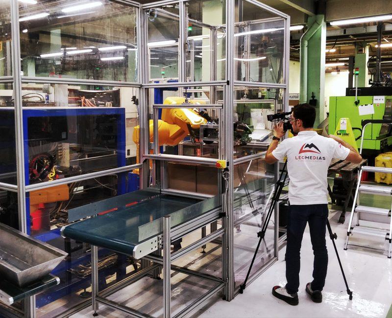 Léo Pons tournage de films et vidéos institutionnelles Cantal