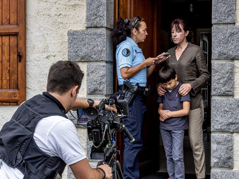 Léo Pons tournage de fictions films courts métrages réalisateur Cantal