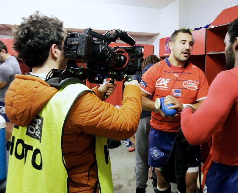 Léo Pons tournage vidéos reportages événementiel Cantal